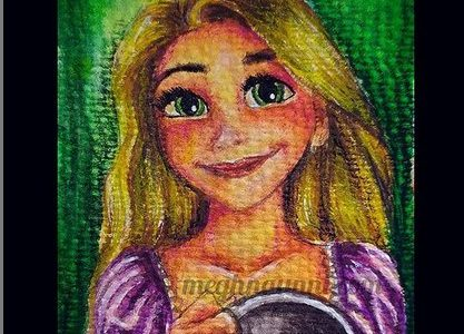 Disney Princess 10 : Rapunzel from Disney's Tangled