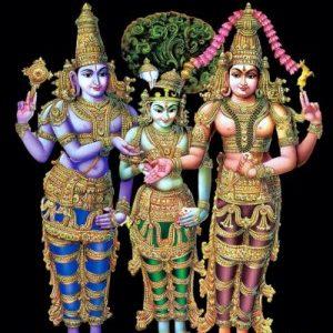 Story of Goddess Madurai Meenakshi