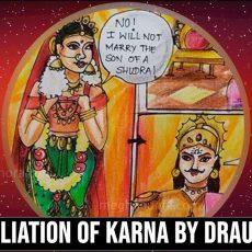 Mahabharata Stories Comic Strip Video Story