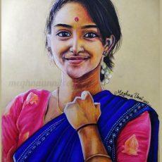 Mridula Sivakumar Akka Painting & Process Video