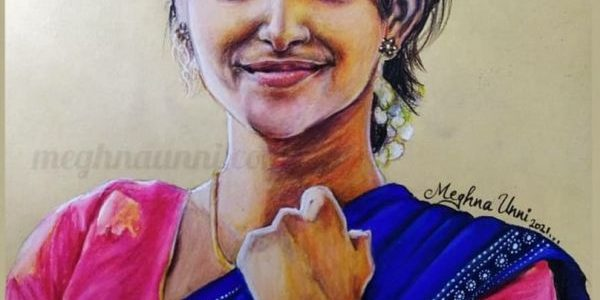 Mridula Sivakumar Akka Painting & Process Video | Koolkidz Series : 3