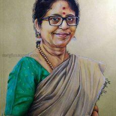 Happy Birthday to Sheela Unni Ma'am