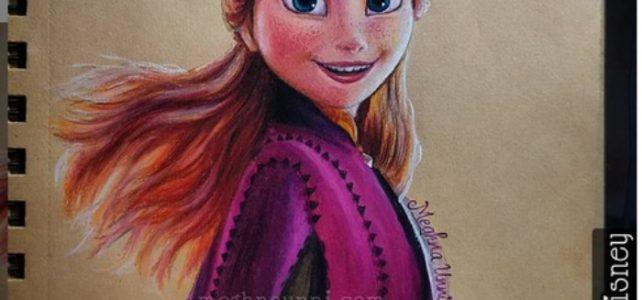 Happy Birthday to Anna (Frozen)