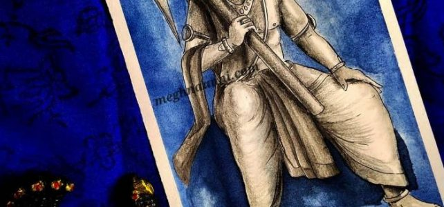 Balarama Avatar Painting | Dasavataram Series : 8