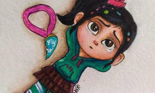 A MARVER Adventure: Disney Princess Fanfic Chapter 1