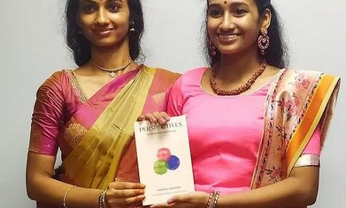 PERSPECTIVES | An Illustrated Anthology by Harinie Jeevitha Akka | AVAILABLE NOW!