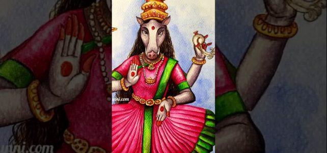 Navaratri 2021 Mathrikas All 9 Paintings